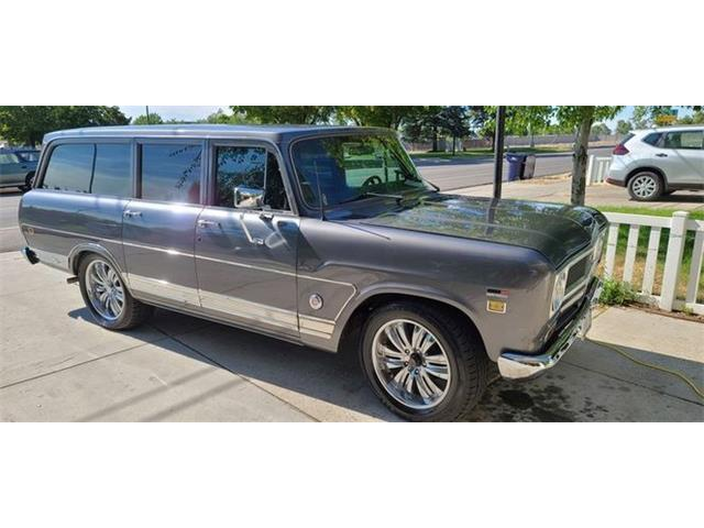 1971 International Travelall (CC-1528159) for sale in Cadillac, Michigan
