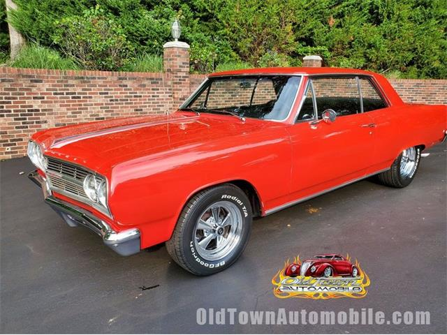 1965 Chevrolet Chevelle (CC-1528170) for sale in Huntingtown, Maryland