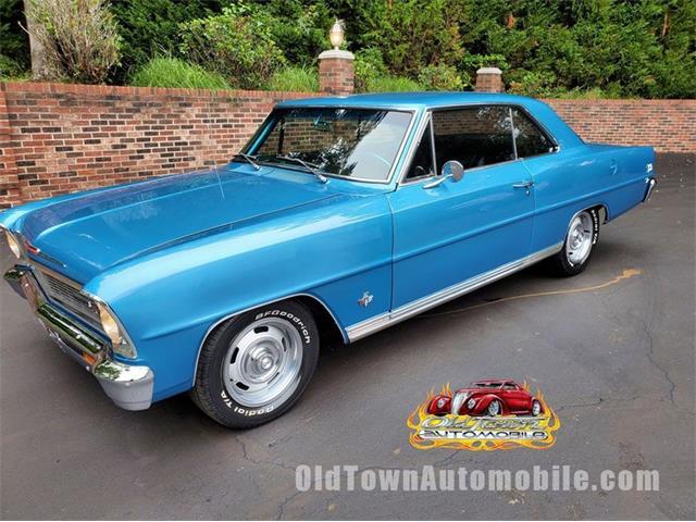 1966 Chevrolet Nova (CC-1528176) for sale in Huntingtown, Maryland