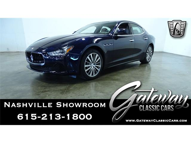 2015 Maserati Ghibli (CC-1528180) for sale in O'Fallon, Illinois
