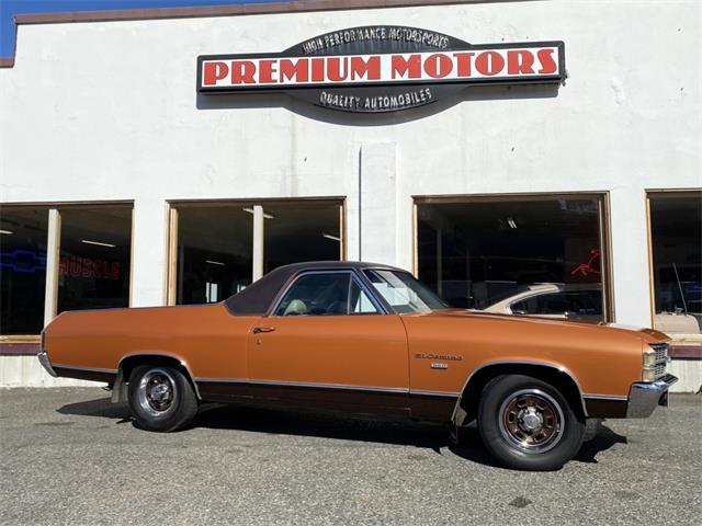 1971 Chevrolet El Camino (CC-1528198) for sale in Tocoma, Washington