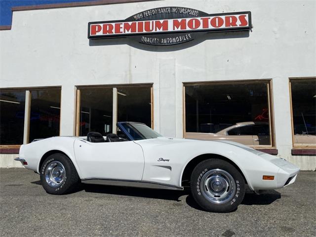 1973 Chevrolet Corvette (CC-1528201) for sale in Tocoma, Washington