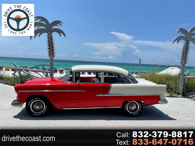 1955 Chevrolet Bel Air (CC-1528202) for sale in Santa Rosa, Florida