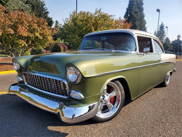1955 Chevrolet 210 (CC-1528203) for sale in Eugene, Oregon