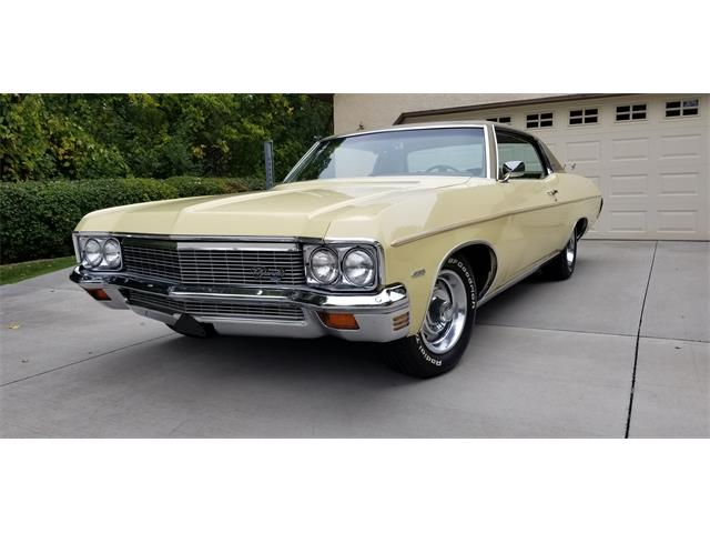 1970 Chevrolet Impala (CC-1528220) for sale in Elk River, Minnesota
