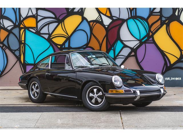 1966 Porsche 911 (CC-1528224) for sale in Monterey, California