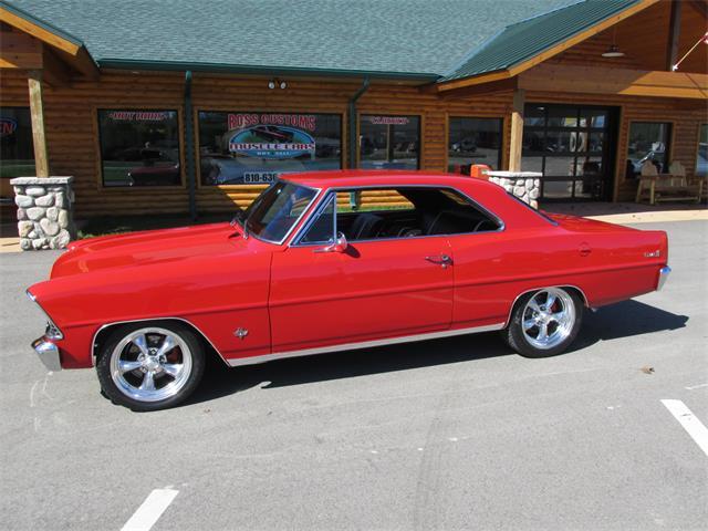 1967 Chevrolet Chevy II Nova (CC-1528227) for sale in Goodrich, Michigan