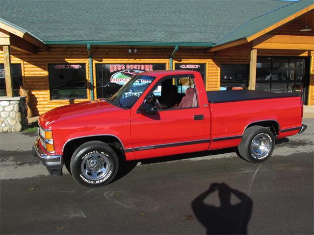 1996 Chevrolet Silverado (CC-1528232) for sale in Goodrich, Michigan