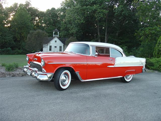 1955 Chevrolet Bel Air (CC-1528241) for sale in scipio, Indiana