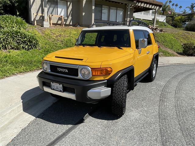 2007 Toyota FJ Cruiser (CC-1528244) for sale in Encinitas, California
