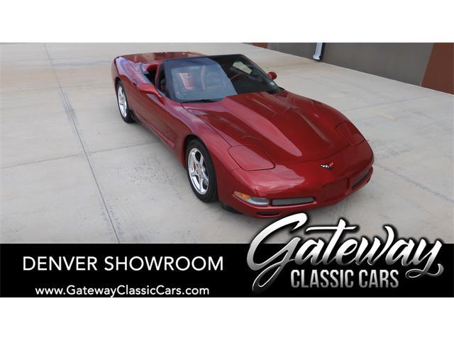 2000 Chevrolet Corvette (CC-1528252) for sale in O'Fallon, Illinois