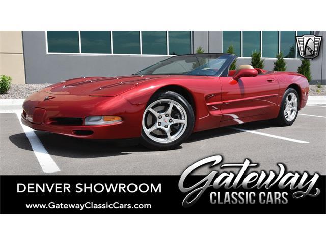 2001 Chevrolet Corvette (CC-1528253) for sale in O'Fallon, Illinois