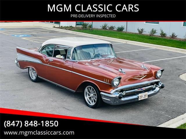 1957 Chevrolet Bel Air (CC-1528258) for sale in Addison, Illinois