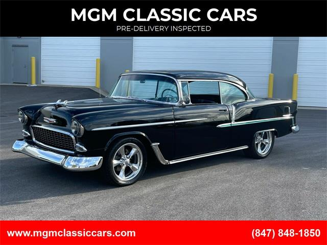 1955 Chevrolet Bel Air (CC-1528259) for sale in Addison, Illinois