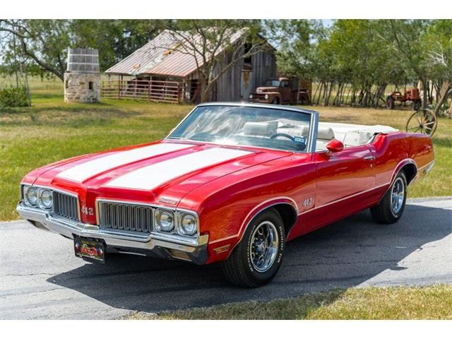 1970 Oldsmobile 442 (CC-1528270) for sale in Fredericksburg, Texas