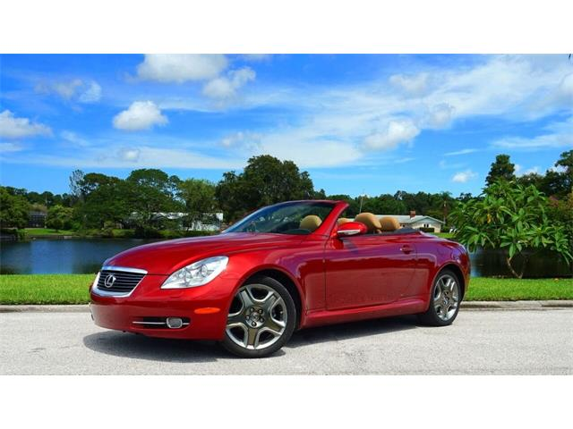 2006 Lexus SC400 (CC-1528285) for sale in Clearwater, Florida