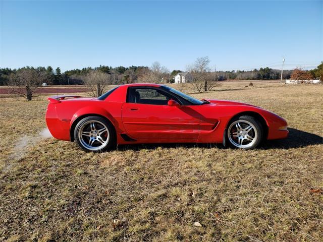 1999 Chevrolet Corvette (CC-1528286) for sale in Lake Hiawatha, New Jersey