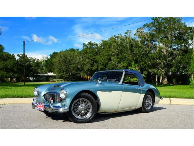 1960 Austin-Healey Sprite Mark III (CC-1528287) for sale in Clearwater, Florida