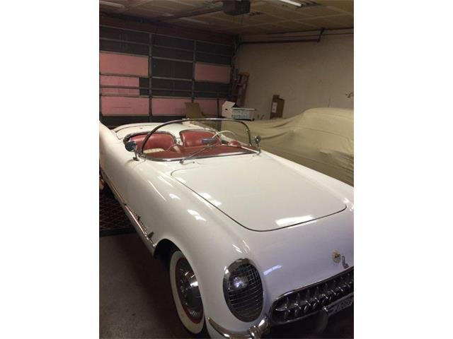 1955 Chevrolet Corvette (CC-1528297) for sale in San Luis Obispo, California