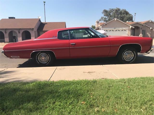 1972 Chevrolet Impala (CC-1528298) for sale in San Luis Obispo, California