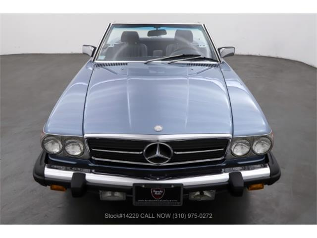 1989 Mercedes-Benz 560SL (CC-1520083) for sale in Beverly Hills, California