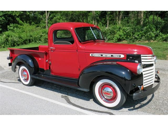 1942 GMC 1/2 Ton Pickup (CC-1528301) for sale in West Chester, Pennsylvania
