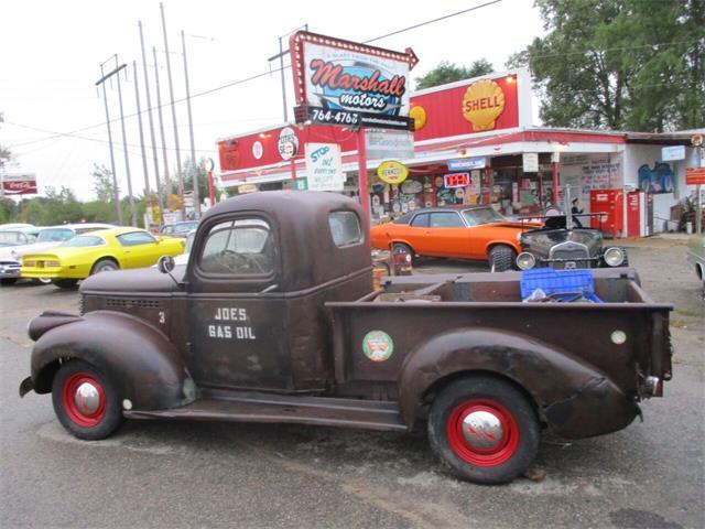 1941 Chevrolet 3100 (CC-1528313) for sale in Jackson, Michigan