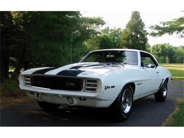 1969 Chevrolet Camaro (CC-1528323) for sale in Harpers Ferry, West Virginia