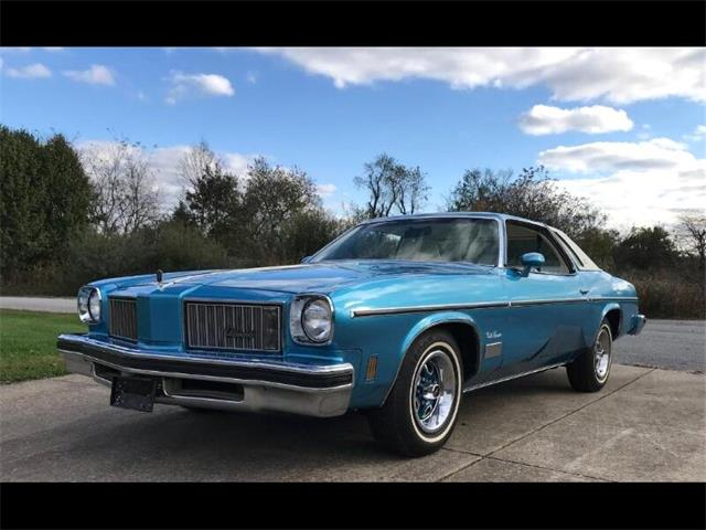 1975 Oldsmobile Cutlass Supreme (CC-1528333) for sale in Harpers Ferry, West Virginia