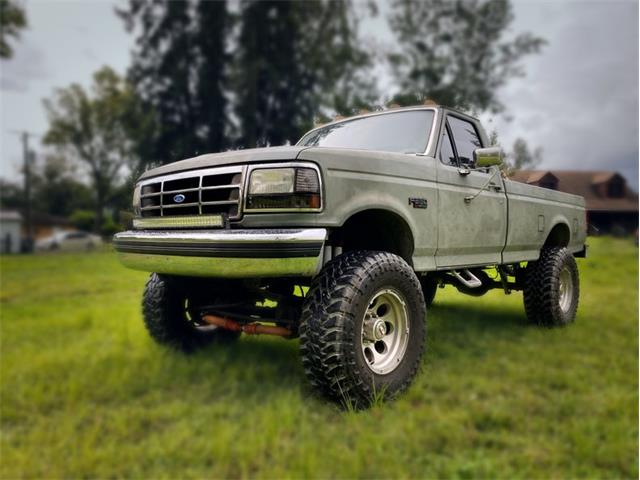 1993 Ford F350 (CC-1528334) for sale in Delray Beach, Florida