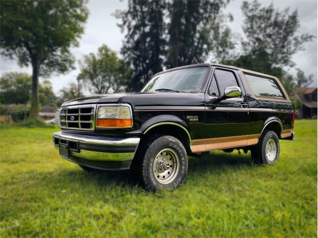 1995 Ford Bronco (CC-1528337) for sale in Delray Beach, Florida