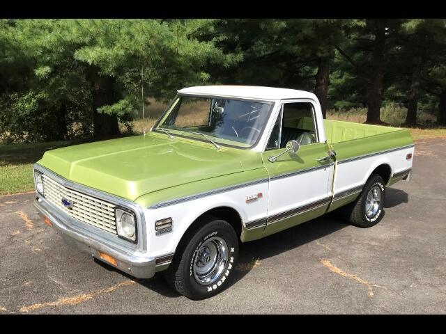 1971 Chevrolet C/K 10 (CC-1528341) for sale in Harpers Ferry, West Virginia
