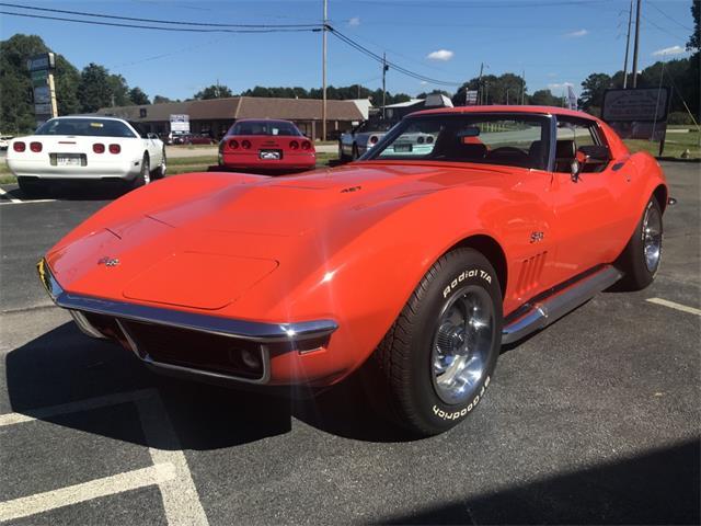 1969 Chevrolet Corvette Stingray (CC-1528344) for sale in Clarksville, Georgia