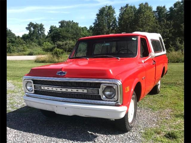 1969 Chevrolet C/K 10 (CC-1528350) for sale in Harpers Ferry, West Virginia
