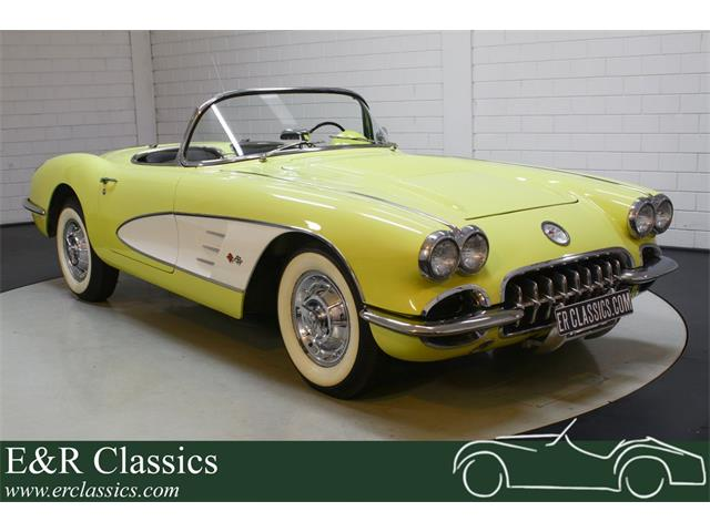 1958 Chevrolet Corvette (CC-1528369) for sale in Waalwijk, [nl] Pays-Bas