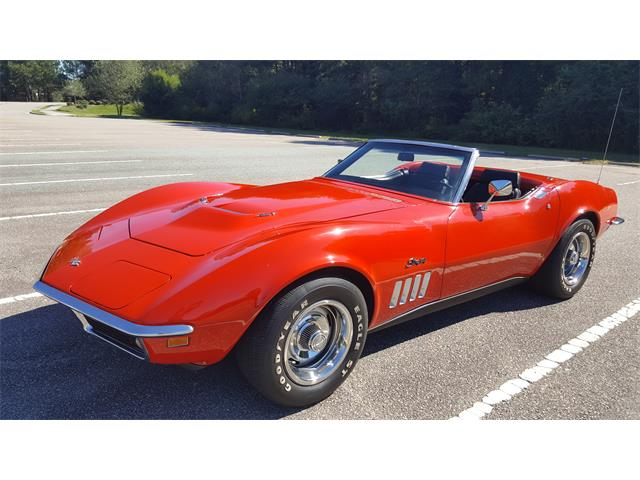 1969 Chevrolet Corvette (CC-1528370) for sale in Wake Forest , North Carolina