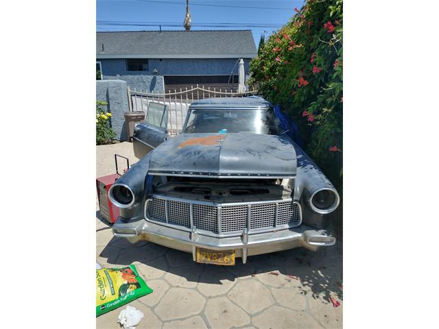 1956 Lincoln Continental Mark II (CC-1528376) for sale in Long beach, California