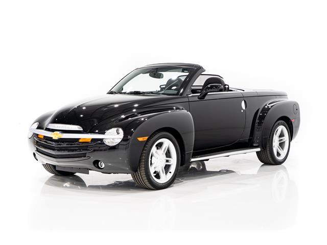 2003 Chevrolet SSR (CC-1528381) for sale in st-leonard, Quebec