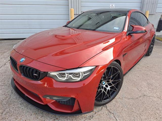 2018 BMW M4 (CC-1528420) for sale in Houston, Texas