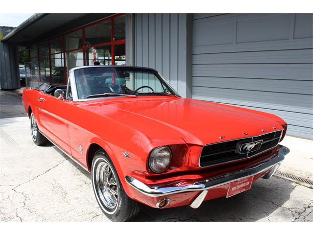 1965 Ford Mustang (CC-1528425) for sale in Roswell, Georgia