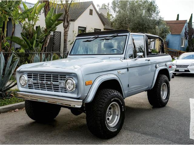 1970 Ford Bronco (CC-1528439) for sale in Los Angeles, California