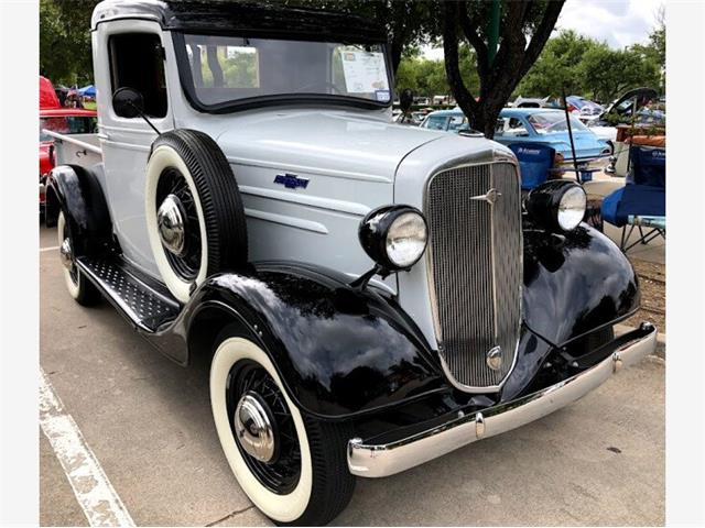 1936 Chevrolet Pickup (CC-1528449) for sale in Justin, Texas