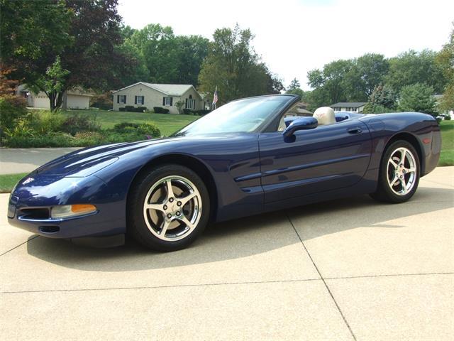 2004 Chevrolet Corvette (CC-1528453) for sale in North Canton, Ohio