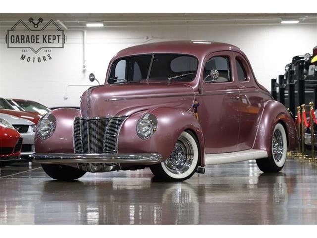 1940 Ford Deluxe (CC-1528455) for sale in Grand Rapids, Michigan