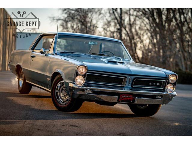 1965 Pontiac GTO (CC-1528460) for sale in Grand Rapids, Michigan