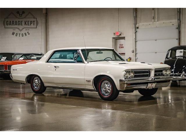 1964 Pontiac GTO (CC-1528479) for sale in Grand Rapids, Michigan