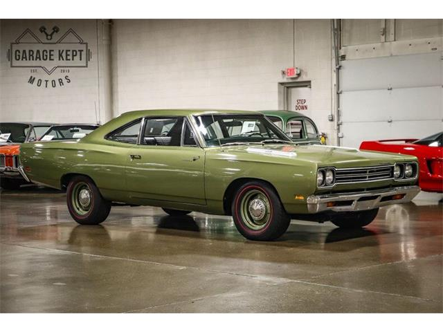 1969 Plymouth Road Runner (CC-1528481) for sale in Grand Rapids, Michigan