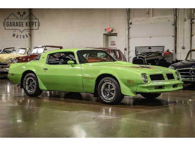 1977 Pontiac Firebird (CC-1528493) for sale in Grand Rapids, Michigan
