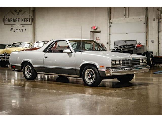 1987 GMC Caballero (CC-1528496) for sale in Grand Rapids, Michigan