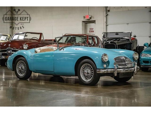 1958 MG MGA (CC-1528497) for sale in Grand Rapids, Michigan